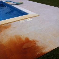 Rilievi tecnici per trattamento acque rosse di pozzo